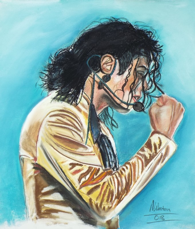 Michael Jackson by western61